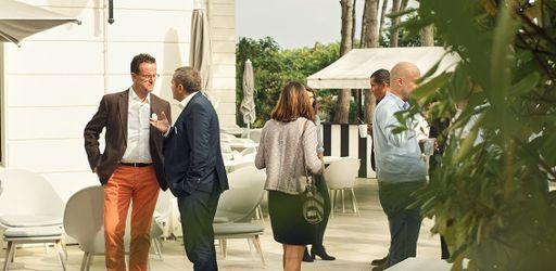 Qui a dit «Je m'occupe des clients à forte contribution, ceux qui dépensent plus de 1500 euros par jour à l'hôtel.»?