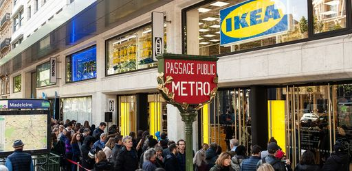 Ikea has come to town : big expectations
