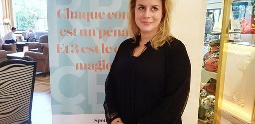 Marion Gatimel d'iQera: quand le recouvrement soigne l'expérience client!
