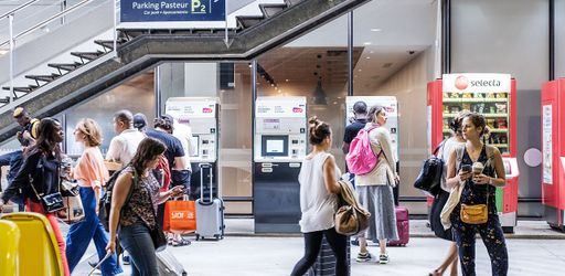Après Simone, la SNCF s'appuie sur Rachel pour limiter l'attente aux guichets et aux centres d'appels (3635)