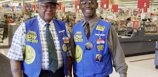 De l'expérience client… en Amérique: Walmart et ses greeters
