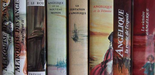 La Renaissance d'Angélique, qui était Anne Golon ?