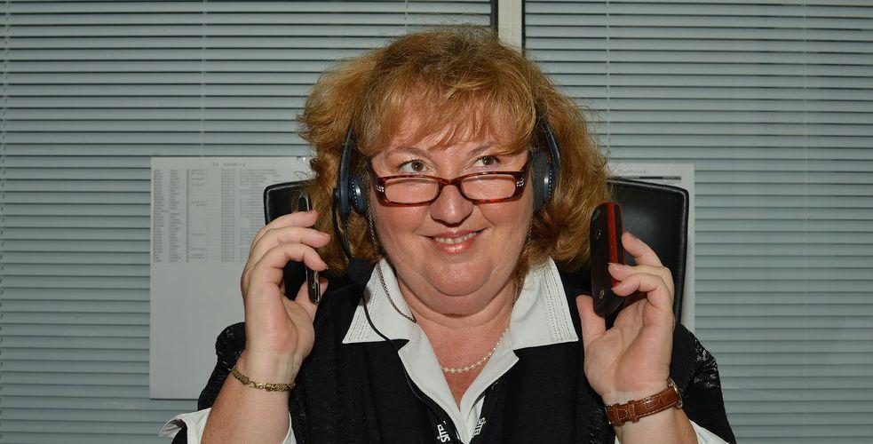 """""""Je suis contre l'abus d'e-mails et pour la propreté"""", Cathy Millecamps, Sitel/La Rochelle"""