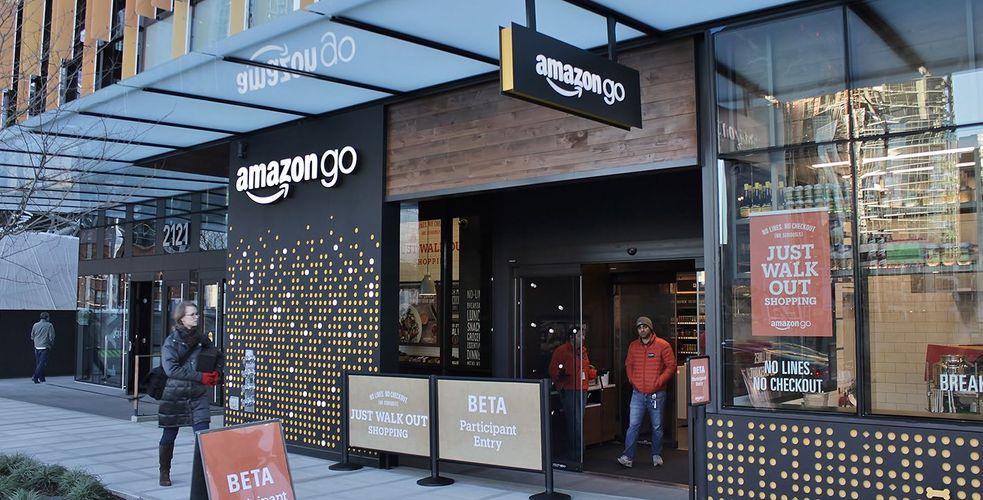De l'expérience client… en Amérique: Amazon Go