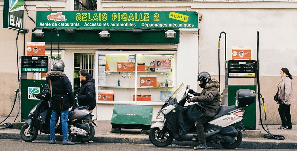 Les stations de service en France, en Tchéquie, en Bolivie…