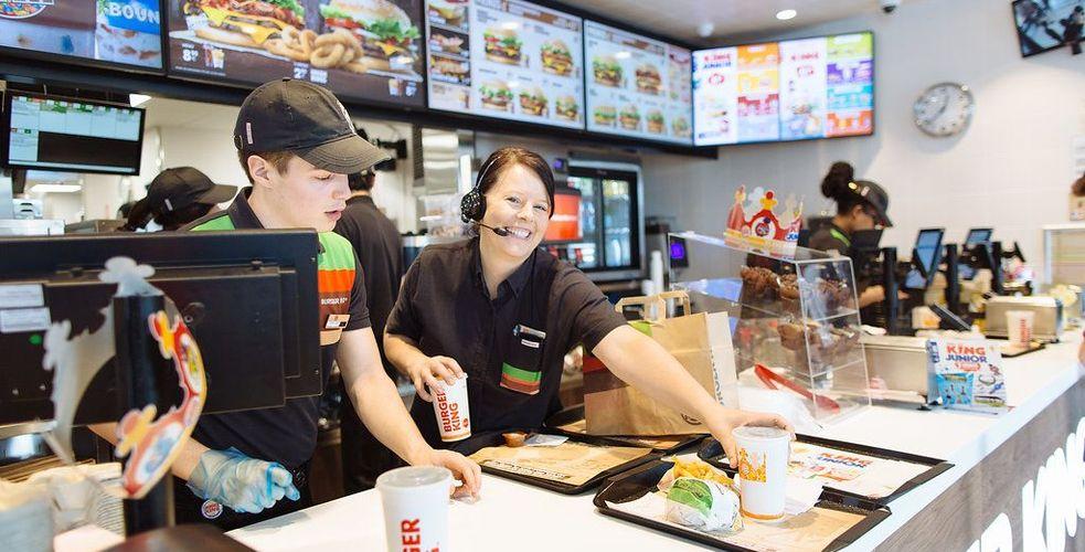 Opération BK: Guy Billard et Alexandre Simon, de Burger King France