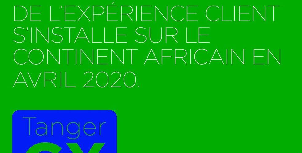 TangerCX Forum, 1ère édition en avril 2020, dans le plus bel hôtel d'Afrique