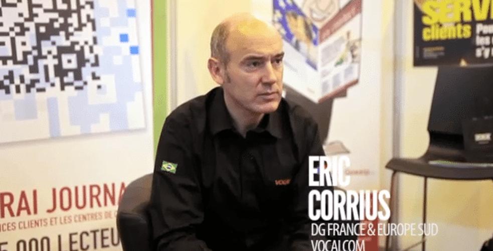 Eric Corrius – Vocalcom