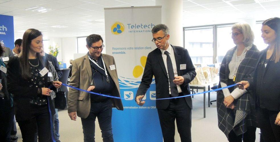Teletech parle désormais d'une seule voix, depuis Le Havre et ailleurs