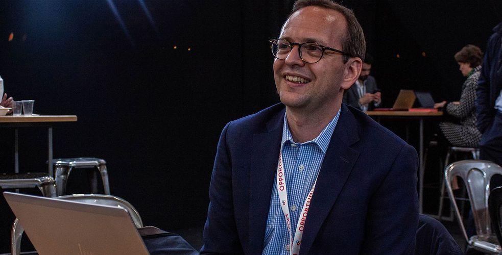 Damien Nuyttens rejoint Edenred France, au poste nouvellement créé de Directeur Expérience client et Opérations