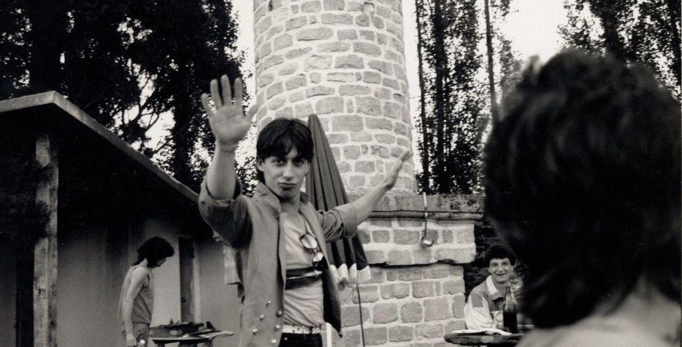 Séquences d'histoire non officielles au Château d'Hérouville