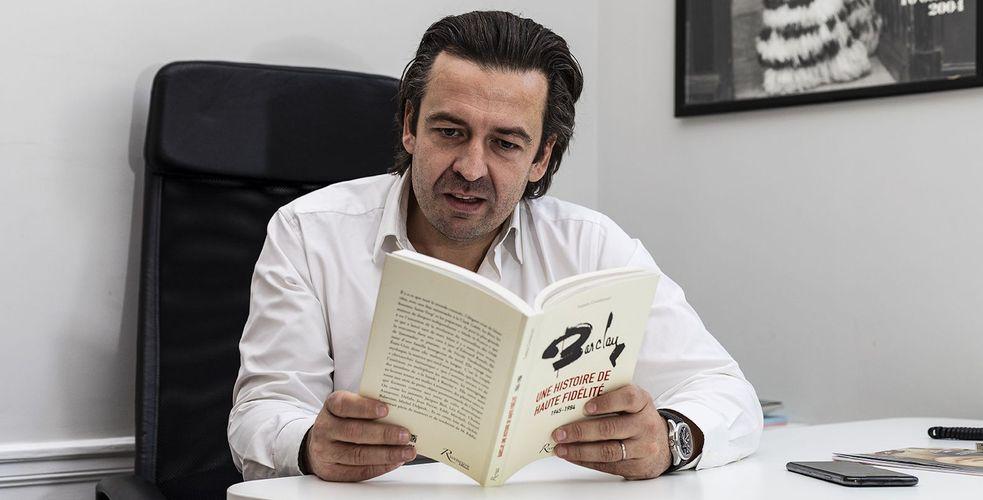 Générateur de business, de new biz, pourvoyeur en fichiers qualifiés, le « chef d'orchestre » Florian Bardey lance les concerts exclusifs Affinicia