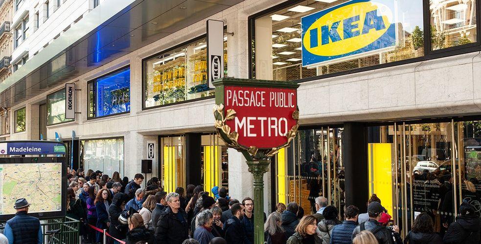 Ikea France SAS, The Customer Expectation Paradox*