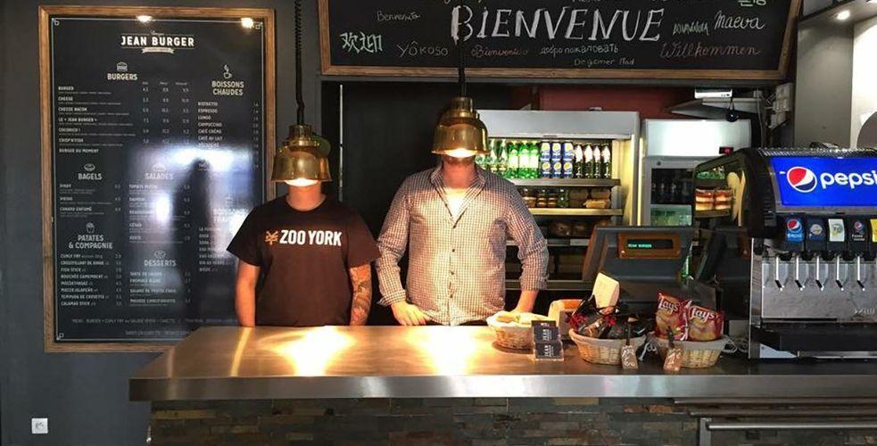 La meilleure «expérience burger» de France se vit à… Limoges, chez Jean Burger et à Toulouse, chez Steak'n Shake