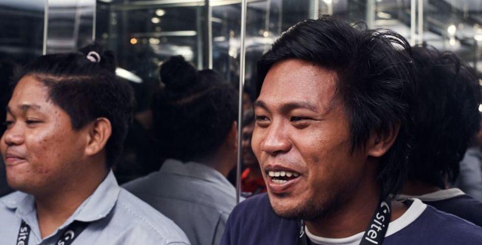 A Quezon City (Philippines), la communauté prospère des LGBT dispose de toilettes dédiées, parfois