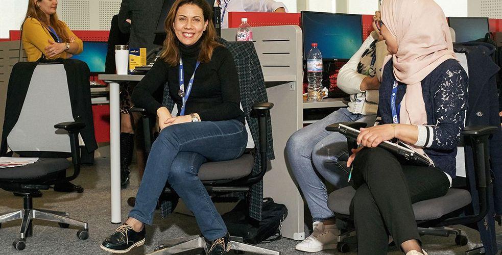 """Ali Hamouda de Teleperformance : """"nous désirons des collaborateurs engagés, pas seulement satisfaits"""""""