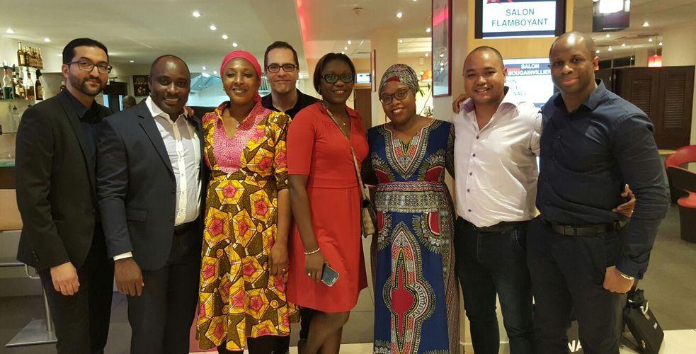 «L'Afrique a du talent, vraiment, décidément !»