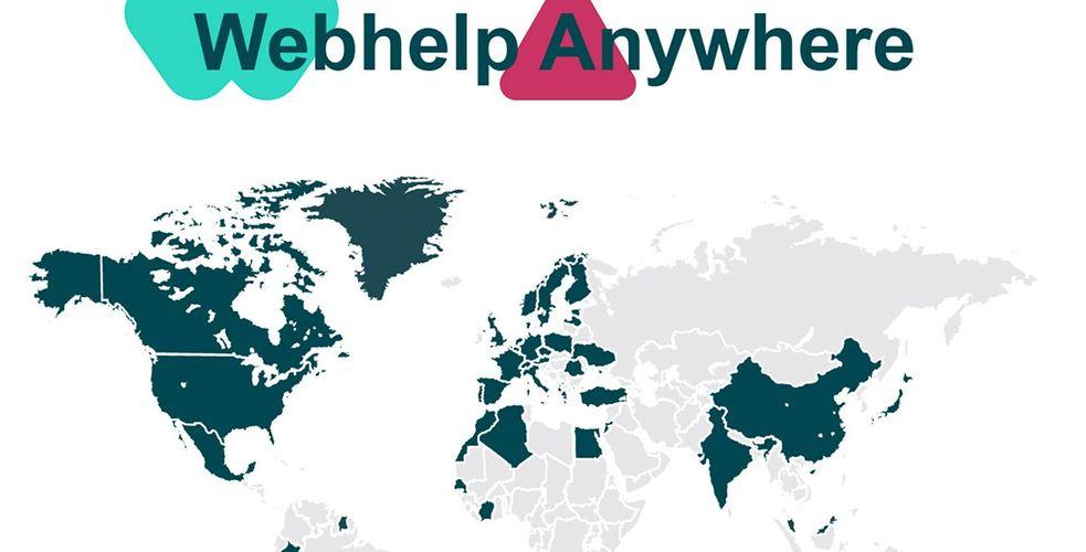 Webhelp Anywhere : accompagner les marques sur tous les marchés