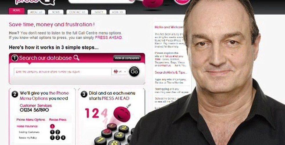 Un ingénieur anglais en colère crée pleasepress1.com pour répertorier l'arborescence de centaines de serveurs vocaux interactifs
