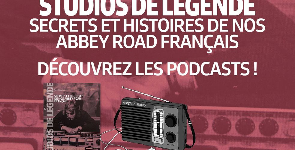 Damon Metrebian, Neil Drinkwater, Pink Floyd, Kate Bush… Les visiteurs anglais de nos studios de légende en France