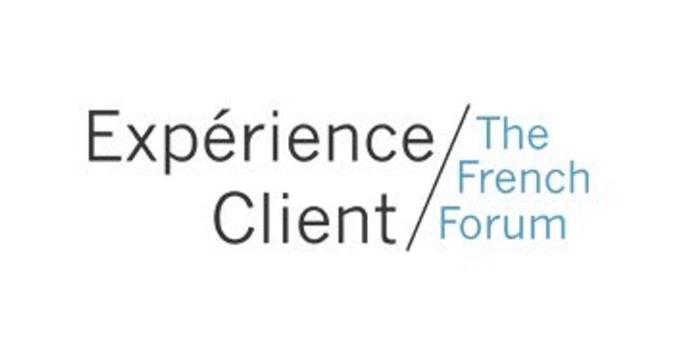 """Trois questions à Manuel Jacquinet, organisateur de l'événement """"Expérience Client/ The French Forum"""" :"""