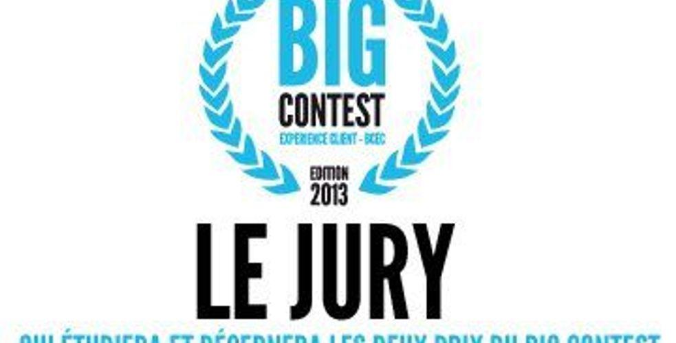 Le jury, qui étudiera et décernera les deux prix du Big Contest