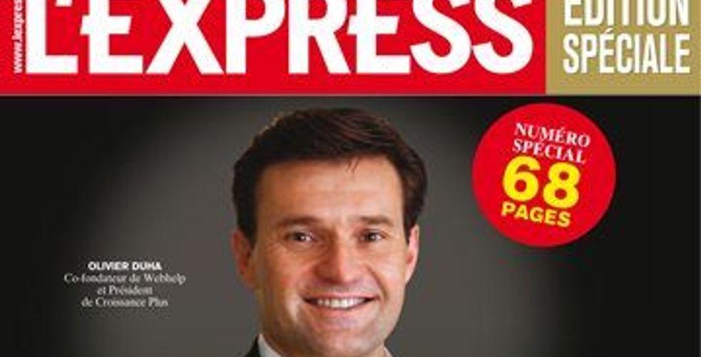 Il est paru…et il déclenche déjà beaucoup de réactions: le supplément Services clients de l'Express