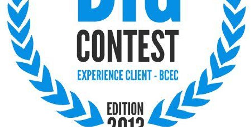 Participez au BIG CONTEST de l'Expérience Client / BCEC / et soyez l'une des deux start-up récompensées !
