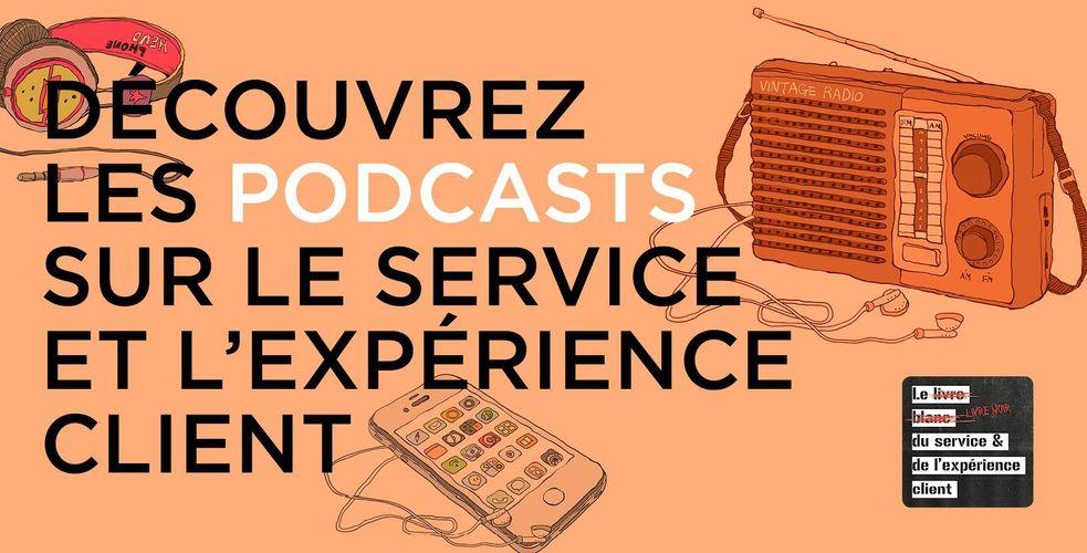 Podcast-Le livre noir du service et de l'expérience client