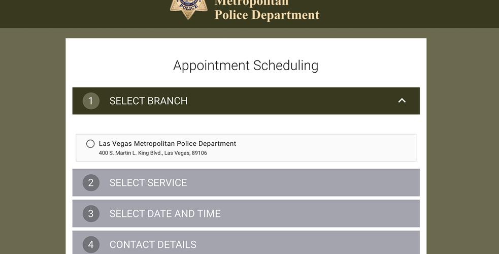 La Police de Las Vegas s'équipe de Qmatic pour gérer ses files d'attente virtuelles (chacun son Pass Rapidus)