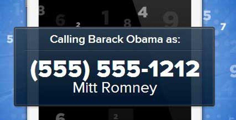 C'est tout à fait légal d'usurper des numéros de téléphone