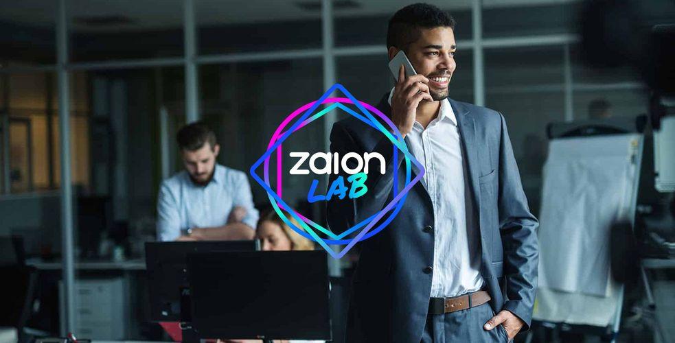 Sélectionné par Innov'up Leader PIA, Zaion accélère son Lab